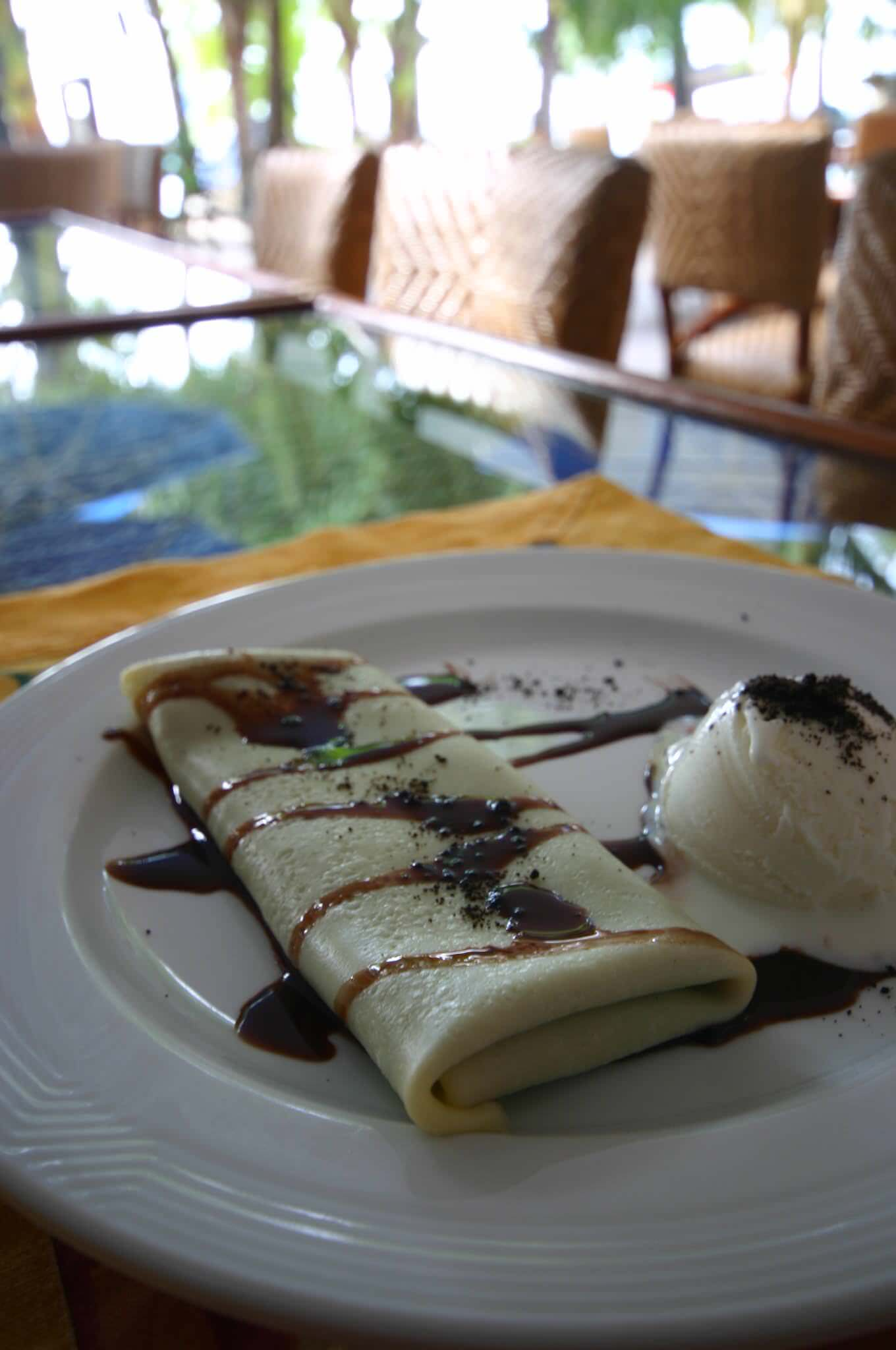 Mud Pie Crepe